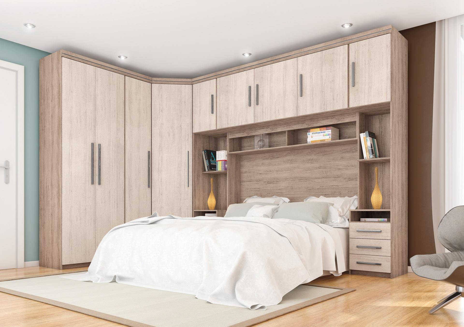 Dormitório Modulado Miami