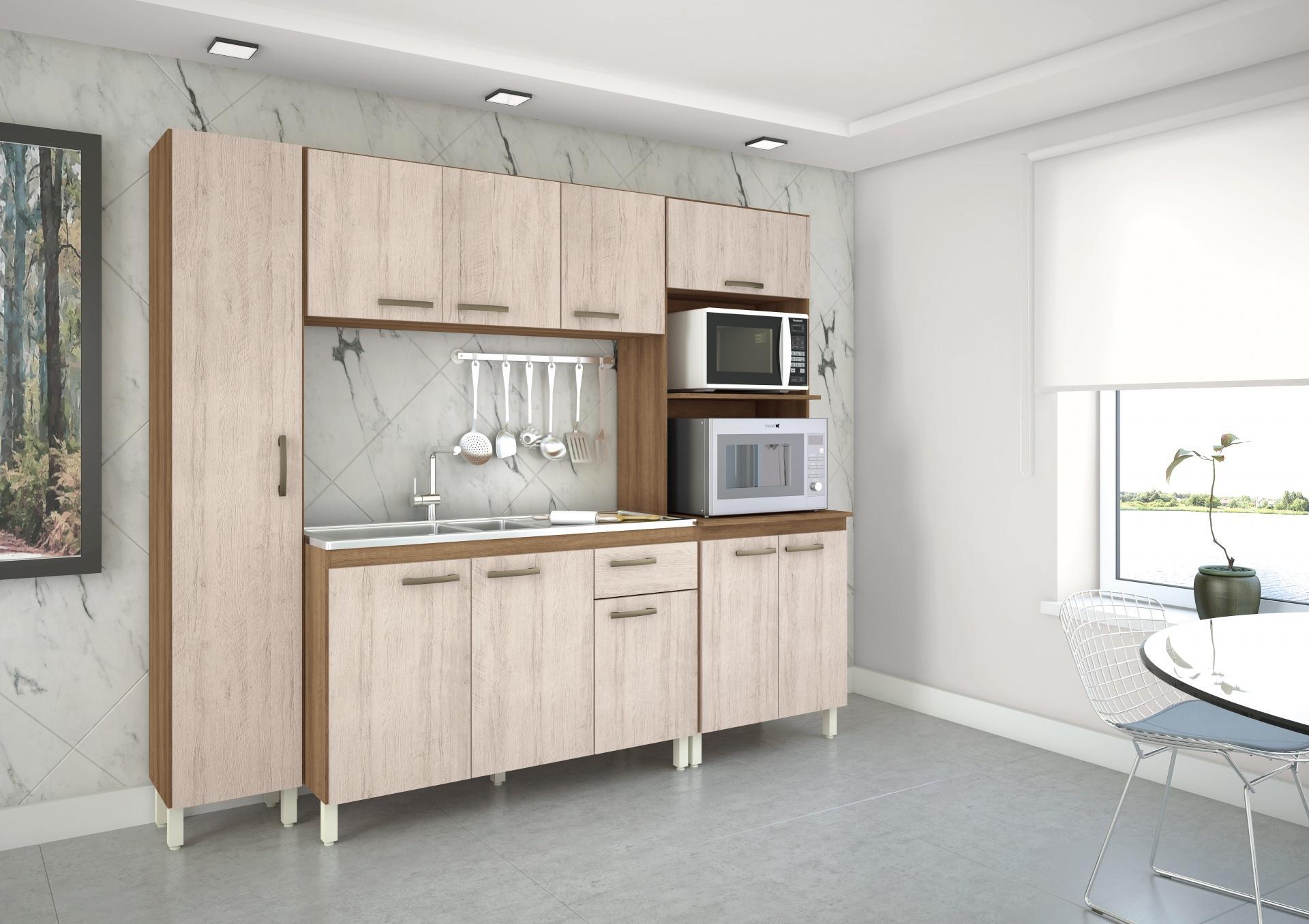 Cozinha Atlas 1,9m